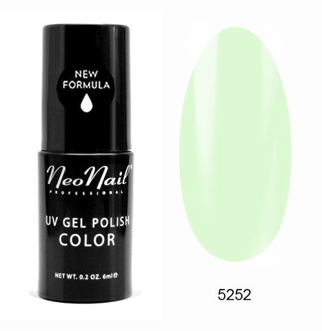 NeoNail Гель лак UV 6ml Lemon Grass №5252-1