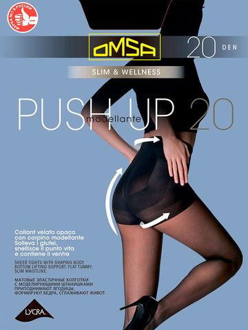 Колготки Push Up 20 Omsa