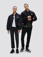 Куртка Alpha Industries CWU 45/P Black (Черная)