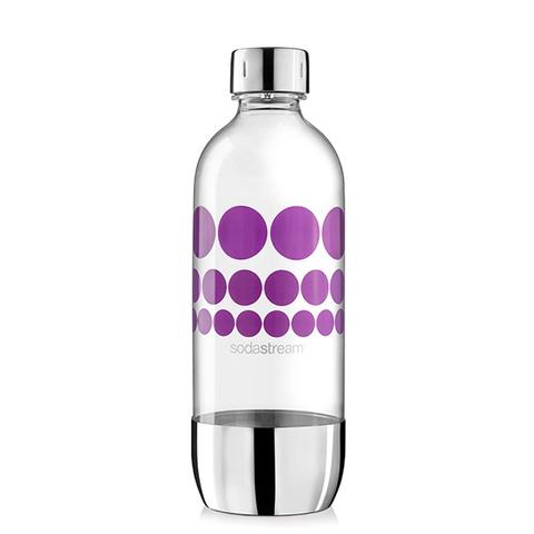 Бутылка 1L Purple Metall