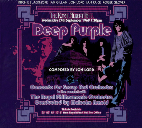 Deep Purple / Concerto For Group And Orchestra (2CD)
