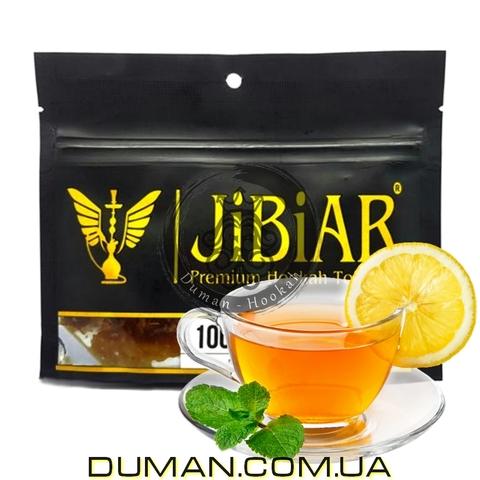 Табак JiBiAR Chai Lemon (Джибиар Чай с Лимоном)