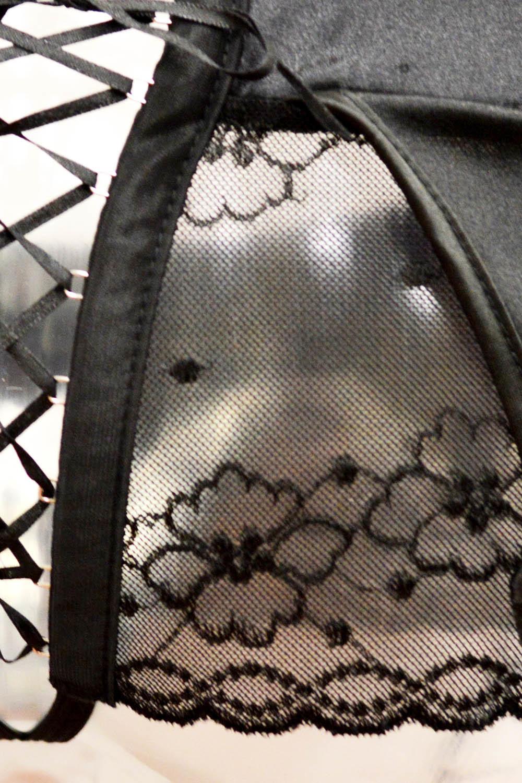 Оригинальный эро комплект черный