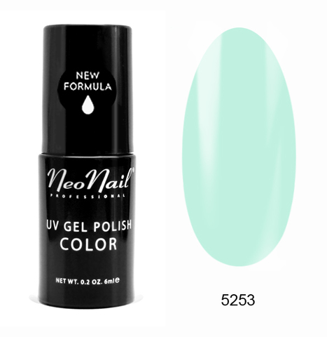NeoNail Гель лак UV 6ml Pistachio Ice №5253-1