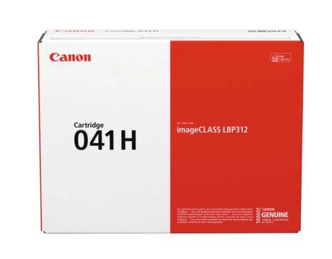 Картридж Canon 041H BK черный  увеличенной емкости 0453C002