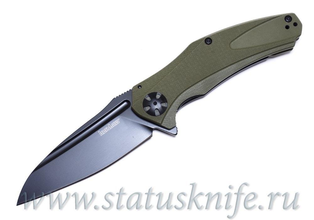 Нож Kershaw 7008OLBLK Natrix XL