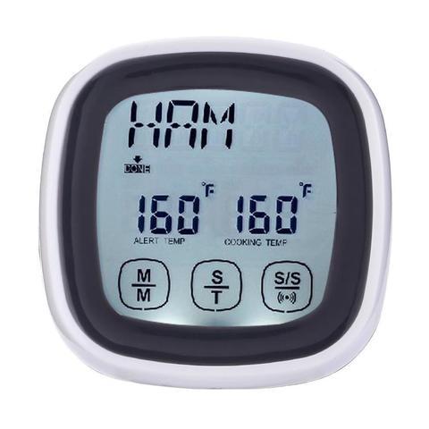 Цифровой термометр с щупом