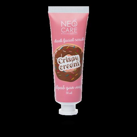 Neo Care Скраб для лица Crispy cream, 30мл