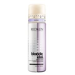 Redken Blonde Idol Custom Tone Violet - Кондиционер-Усилитель цвета холодных оттенков блонд