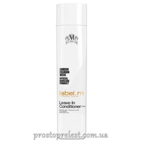 Label.M Leave-In Conditioner - Кондиционер контроль