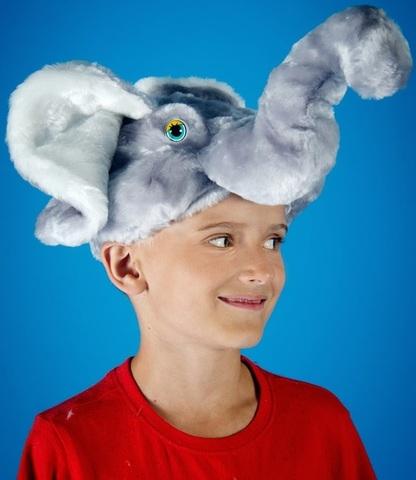 Карнавальная шапочка Слона