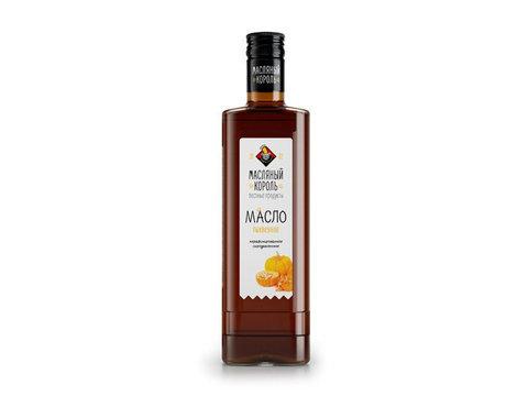 Масляный король масло тыквенное стеклянная бутылка 0,35 л