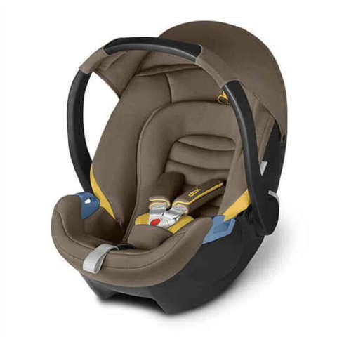 Автокресло Cybex Aton Basic CBX Truffy Brown