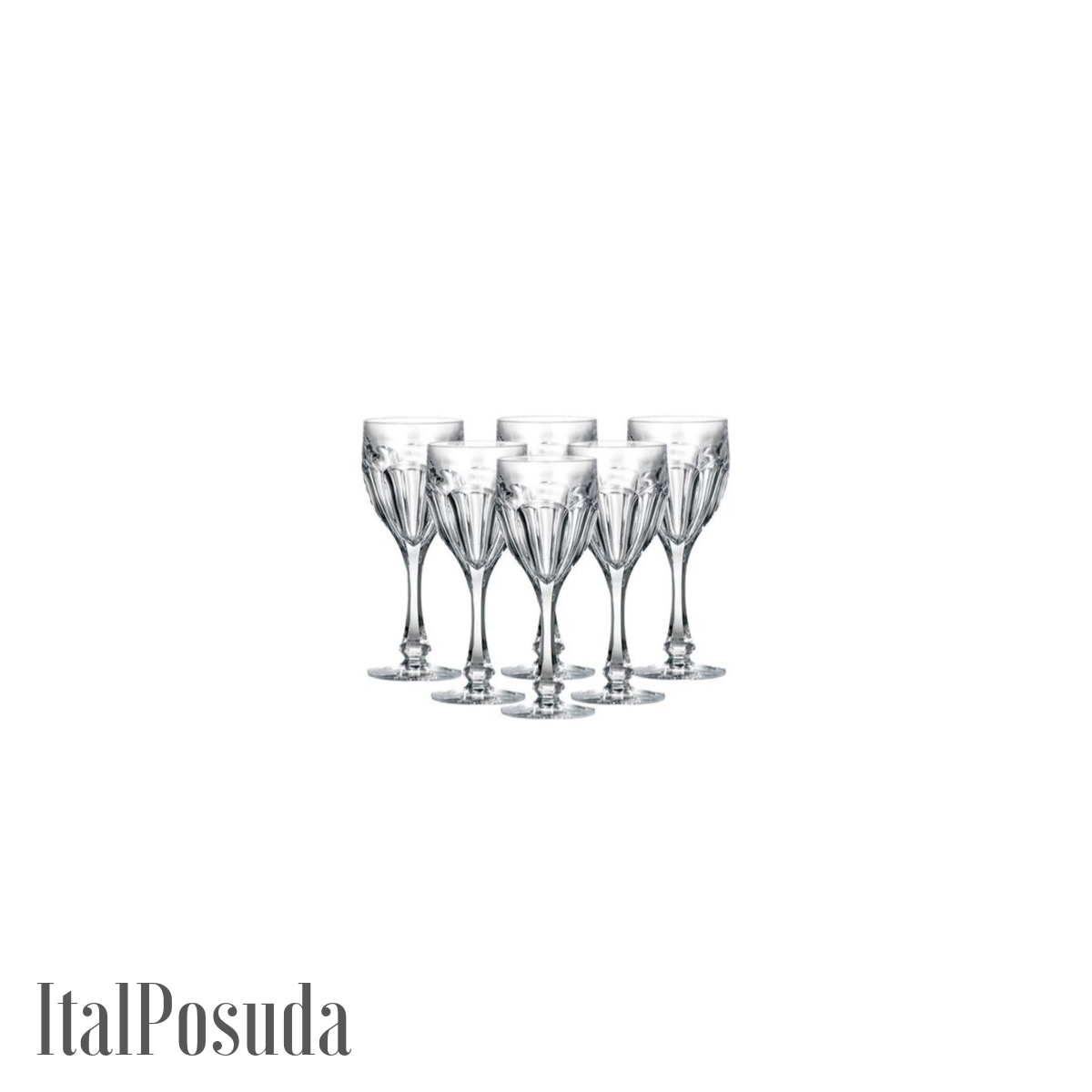 Набор бокалов для вина Bohemia Safari (Сафари), 6 шт BOHEMIA08884