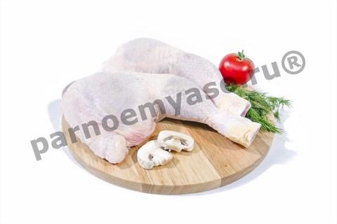Окорок цыплят с хребтом