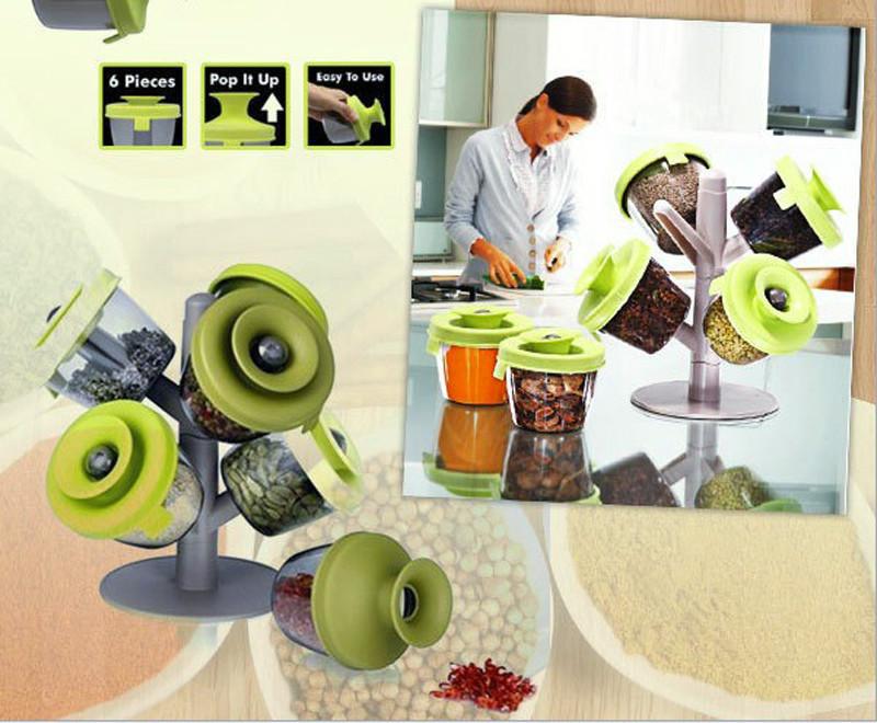 Товары для кухни Набор для хранения специй Спайс Рек для_специй.jpg
