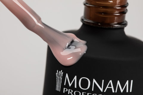 Monami Rubber Base ROSE SHINE 15ml