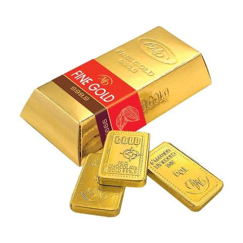 Шоколадный набор Слитки Золотой Стандарт 60 г