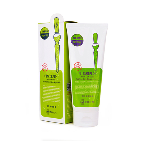Пенка для умывания с экстрактом чайного дерева Mediheal Teatree Care Cleansing Foam