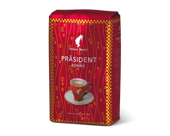 Кофе в зернах Julius Meinl President, 500 г