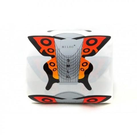 Формы для наращивания бабочка 500 шт.