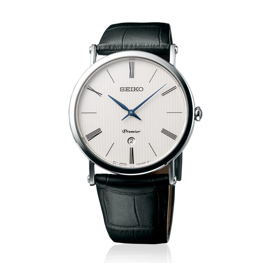Наручные часы Seiko — Premier SKP395P1