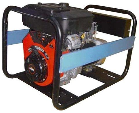 Кожух для бензинового генератора SDMO LX10015T (7400 Вт)