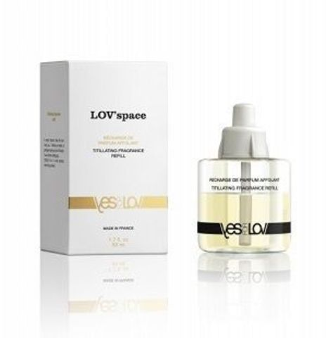 Сменный рефил BEWITCHING FRAGRANCE REFILL для диффузора LOV SPACE - 50 мл.