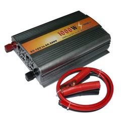 Инвертор(преобразователь напряжения)12В-220В 1000W