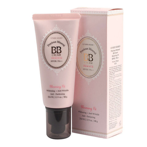 Etude House PRECIOUS MINERAL BB CREAM BLOOMING FIT SPF30/PA++ N24