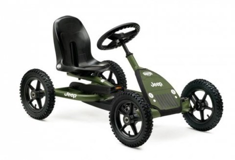 Веломобиль BERG Jeep Junior Pedal Go-kart арт. 24.21.34