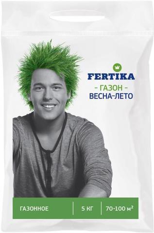 Fertika Газонное Весна-лето удобрение 5 кг