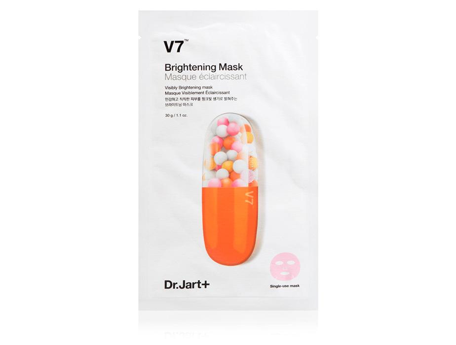 Осветляющая маска для лица с витаминным комплексом DR.JART+ V7 BRIGHTENING MASK