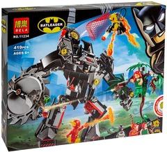 Конструктор BELA11234,419д,Робот Бэтмена против робота Ядовитого Плюща