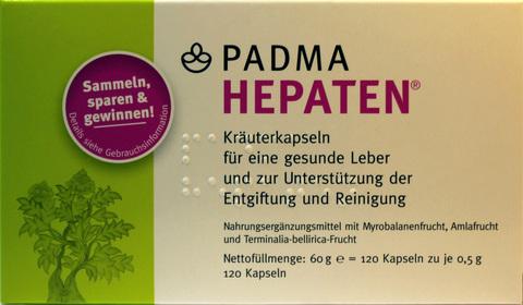 PADMA HEPATEN (Содержит 120  капсул)