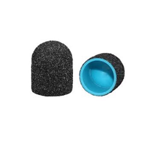 Колпачок абразивный МедКапс 10 мм черный 150 грит (10шт.)