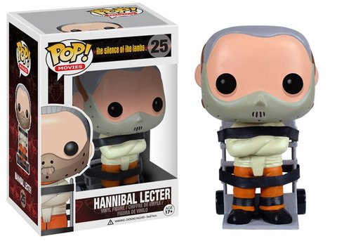 Фигурка Funko POP! Vinyl: Horror: Hannibal 3115