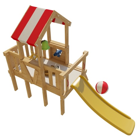 Детский деревянный игровой комплекс Венди