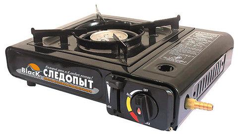 Газовая плита Следопыт Black (PF-GST-N10)