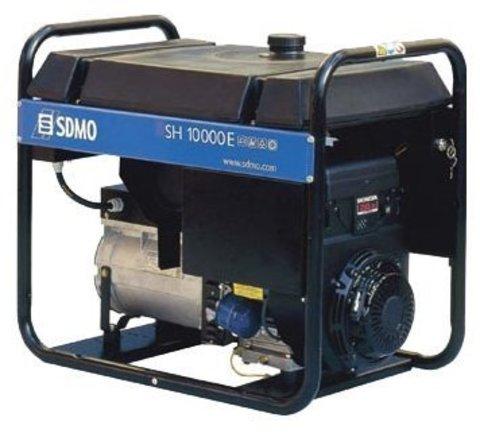 Кожух для бензинового генератора SDMO SH10000E (10000 Вт)