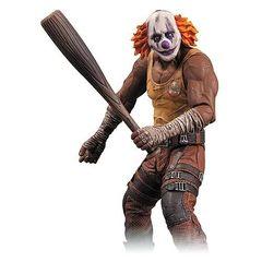 Batman Arkham City Action Figure Series 03 — Orange Hair Clown