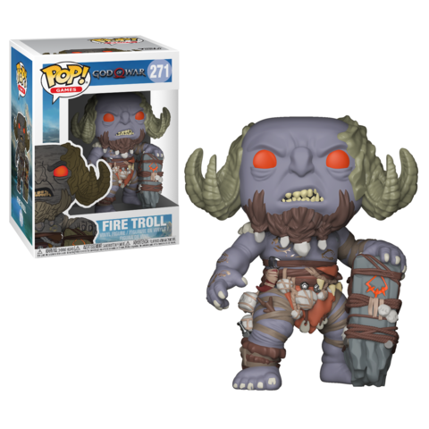 Фигурка Funko POP! Vinyl: Games: God of War: Firetroll 21683