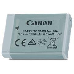 Аккумулятор CANON NB-13L для фотоаппарата PowerShot G5 X, G7 X, G9 X