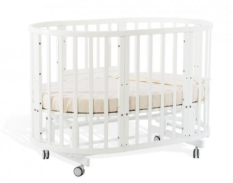 Кровать-трансформер Nuovita Nido Magia (Bianco / Белый)