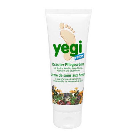 Травяной питательный крем для ног Релакс Йеги Yegi Dr.Wild, 75 мл