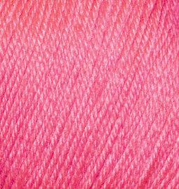 Пряжа Alize Baby Wool розовый 33
