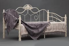 Кровать-кушетка Канцона 200x90 (Canzona) Белый