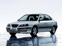 Чехлы на Hyundai Elantra XD 2000–2007 г.в.