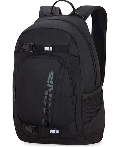 Картинка рюкзак для скейтборда Dakine Grom 13L Black