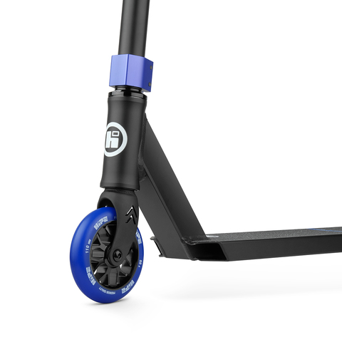 купить в интернет магазине трюковой самокат HIPE H-3 синий-черный